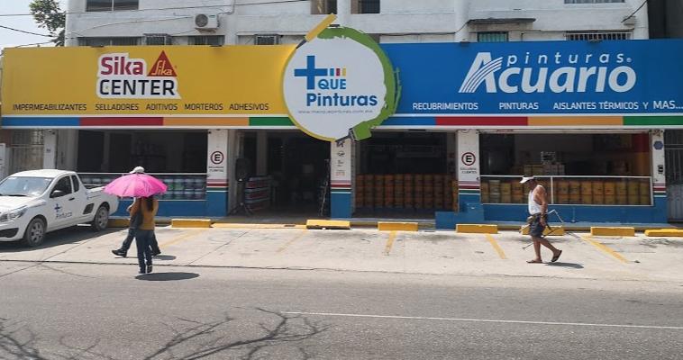 Pinturas e impermeabilizantes en Cancún - Bodega Av Chichén